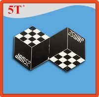 Magic Square Shape hang tag