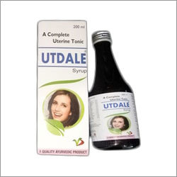 UTDALE SYRUP