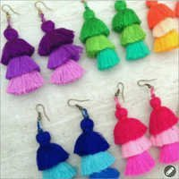 Colored Earings