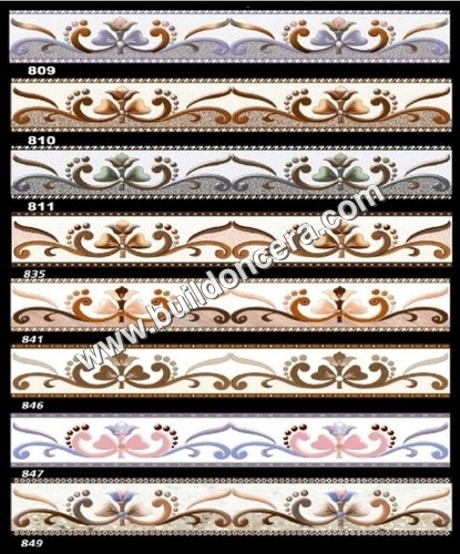Decorative Border Tiles