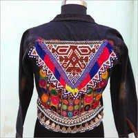 Designer Embroidery Ladies Jacket