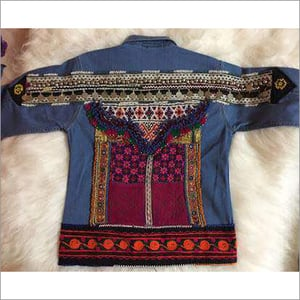 Fine Embroidery Jackets
