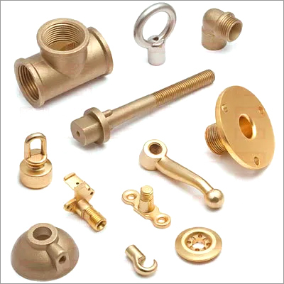 Forged Brass Parts