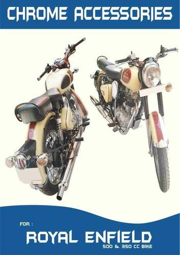 Royal Enfield Chrome Accessories