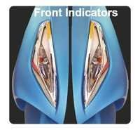 Avtiva Front Indicators