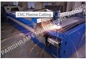 CNC Plasma Cutter Services