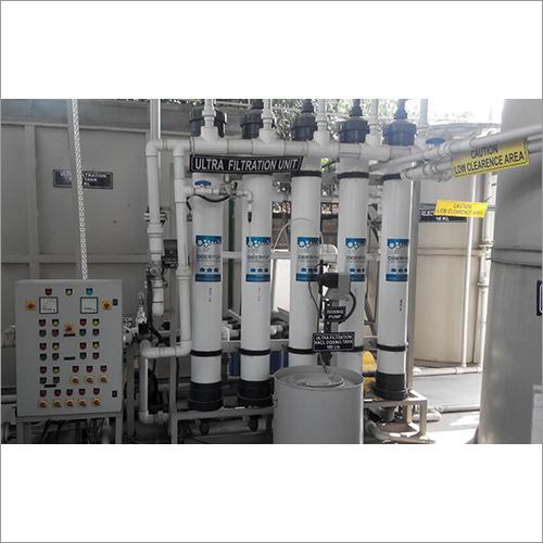 Nano Filtration (NF) Plant