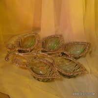 Wholesale Glass Decorative Plates