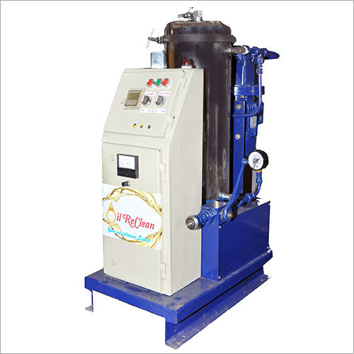 Electrostatic Oil Polishing Machine