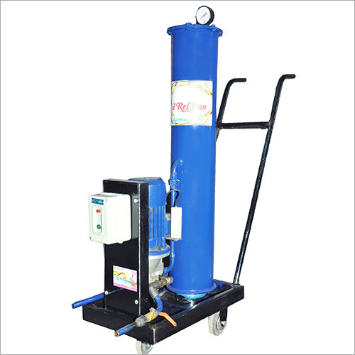 Mechanical Oil Filtration Equipment