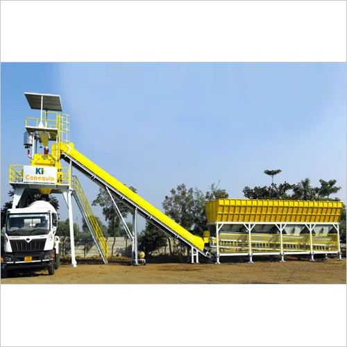 Stationary Batching Plant
