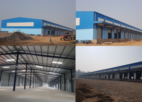 Prefabricated Steel Sheds