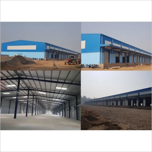 Prefabricated Steel Shed