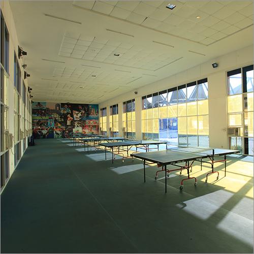 Table Tennis Nehru Stadium