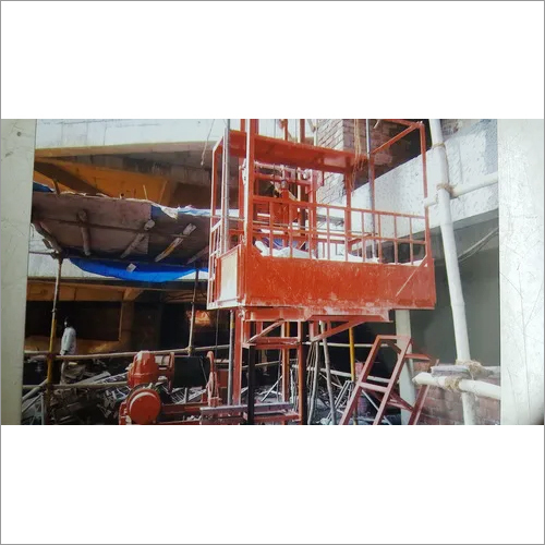 Construction Tower Hoist