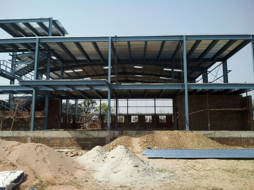 Customized Steel Building Structure