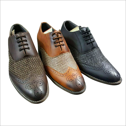 Men's Shoes Fabric