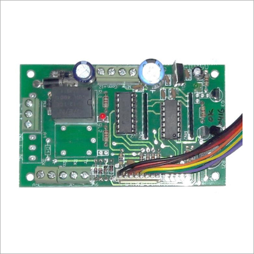 Single Door Controller Assembly Board