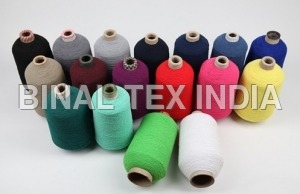 Colour Elastic Yarn