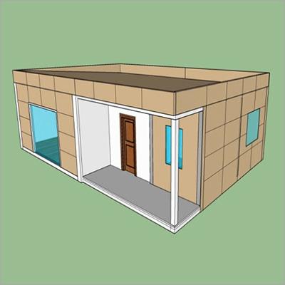MMI Modular House