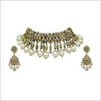 Gold Kundan Jadau Jewelry