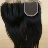 Straight Human Hair Lace Closure