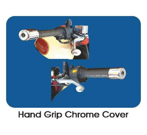 Hand Grip Chrome Cover
