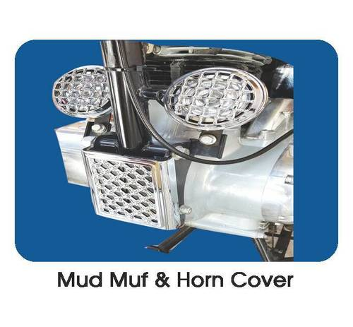 Mud Horn Cover