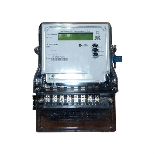 Electronic Power Meter