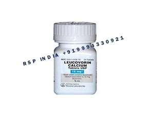 Lucovorin calcium tablets