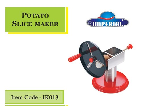 Potato Slice Maker