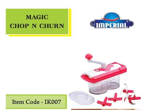 chop and churn