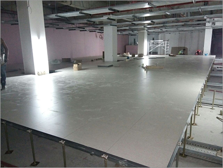LINDNER, GERMANY Calcium Sulphate False Floor