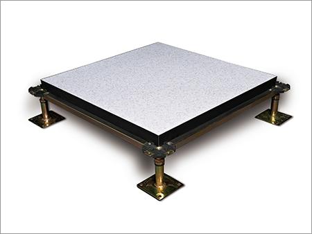 Calcium Sulphate Laminated Raised Access Floor