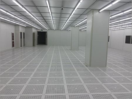 Aluminum Grating Panels