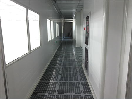 Aluminium Raised Floor/False Floor System