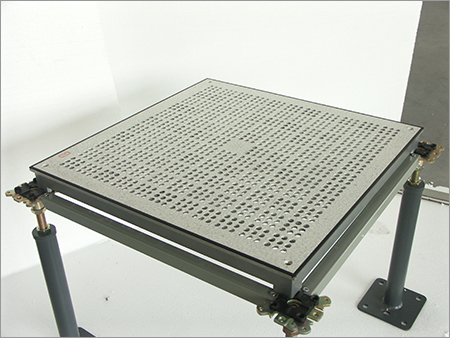 Aluminium Grating Panel Raised Floor