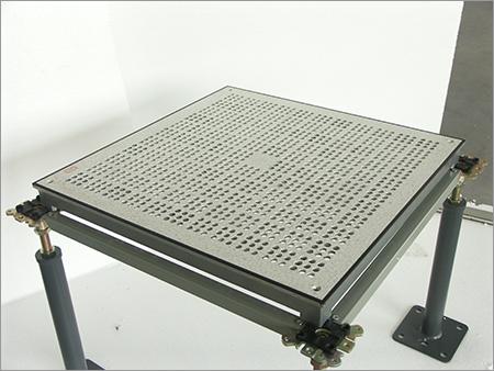 Aluminium Grating Panel Raised Floor