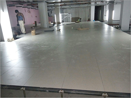 Raised Access Floor Installation