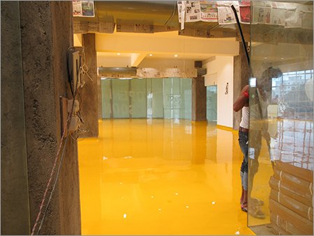Epoxy Flooring for Gym