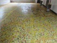 Application of Primer for Epoxy Flooring