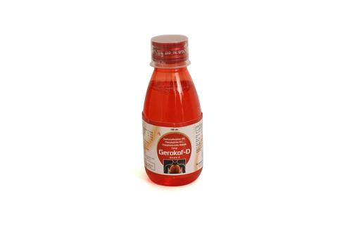 Dextromethorphen Syrup