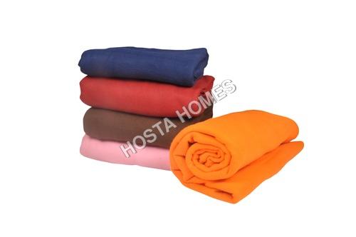 Plain Polar Blankets