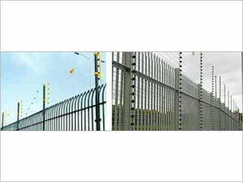 Solar Power Fencing System