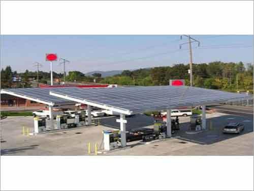 Solar Petrol Bunks