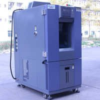 Small Bench Top Environmental Testing Chamber