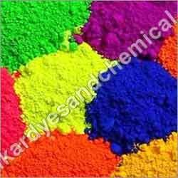 Pigments, Titanium And Chromes Colors