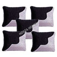 Designer Chenille Cushion Cover