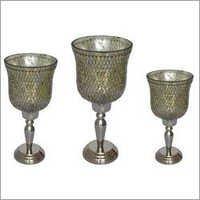 Antique Hurricanes Lamps