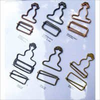 Metal Suspender Buckles